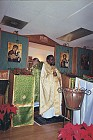 Fr. Christopher Walusimbi's Visit
