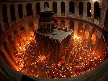 The Holy Fire - Pascha in Jerusalem